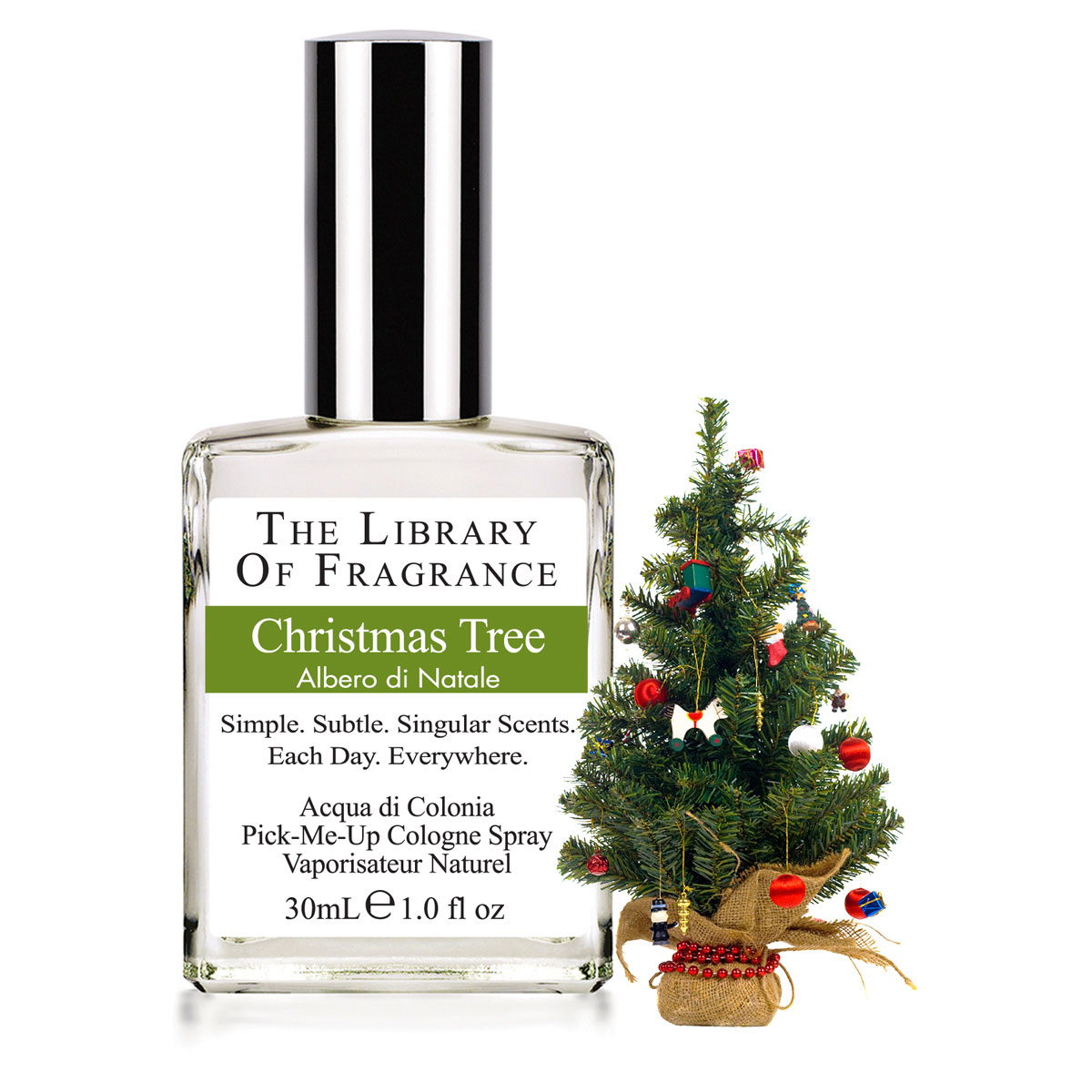 Christmas Tree | The Library Of Fragrance